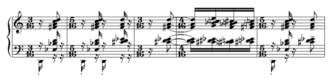 "Stravinsky, The Rite of Spring, ""Sacrificial Dance"""