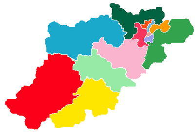 Subdivisions of Hangzhou-China.png