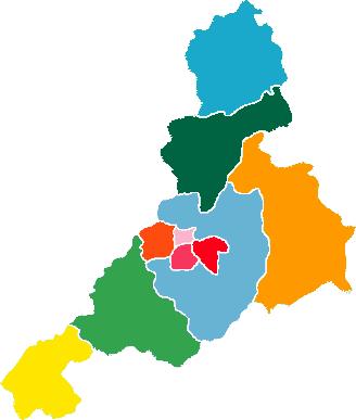 Subdivisions of Jinan-China.png