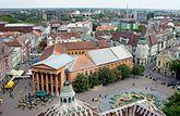 Le centre de Subotica