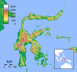 Makassar is located in Sulawesi