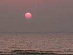 Sunset at Kuakata