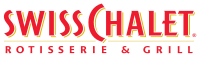 The current logo of Swiss Chalet