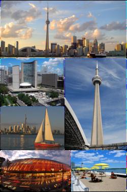Panorama urbano de Toronto