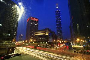 Taipei 101 at night 2010.jpg