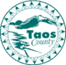 Seal of Taos County, New Mexico