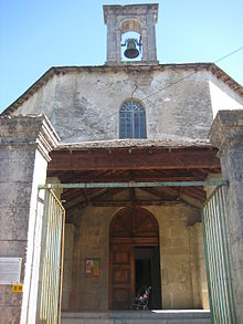 Temple de Meyrueis