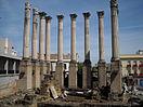 Templo romano.