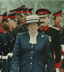 Margaret Thatcher, the UK's only female Prime Minister, resigns after 11 years.