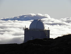 The Jacobus Kapteyn Telescope against clouds.jpg
