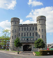 photograph of The Keep Military Museum in Dorchester