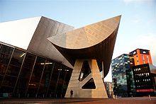 The Lowry Centre Arts Complex