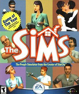 The Sims cover.