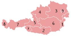 The States of Austria