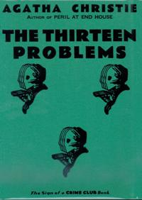 The Thirteen Problems First Edition Cover 1932.jpg