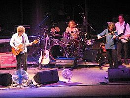 The Waterboys, 2003.