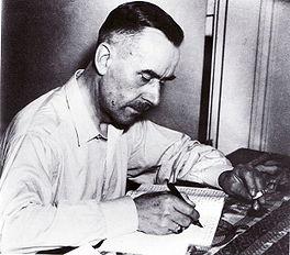 Thomas Mann, 1939