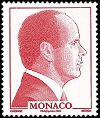 Albert II de Monaco - 2007