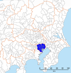 Tokyo-Kanto definitions, 23 wards.png