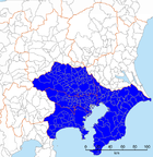 Tokyo-Kanto definitions, South Kanto.png