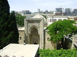 Tomb of Shirvanshahs of Palace of the Shirvanshahs
