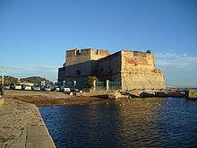 Fort Saint-Louis au Mourillon