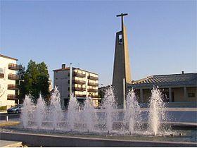 L'église Sainte-Bernadette (Tinqueux, 1962)