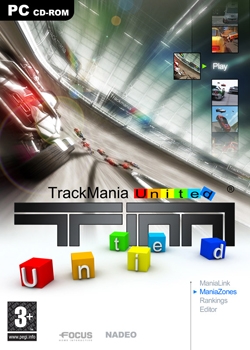 TrackMania United box art