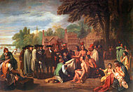 Treaty of Penn with Indians by Benjamin West.jpg