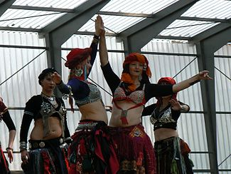 Tribal dancers in the Czech Rep.jpg