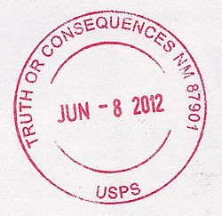Truth or Consequences NM Postmark.jpg