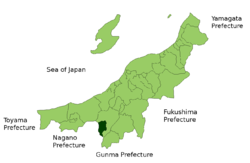 Tsunan in Niigata Prefecture.png