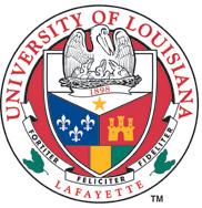 UL Lafayette seal