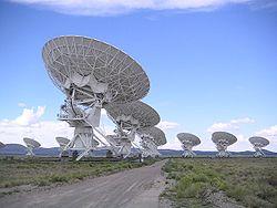 The VLA, Socorro, New Mexico, USA