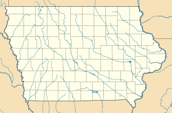 City of Des Moines is located in Iowa