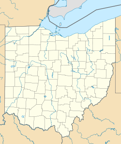 City of Toledo is located in Ohio
