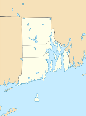 Naval War College is located in Rhode Island