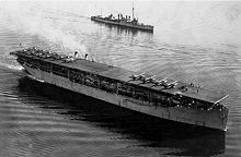The USS Langley