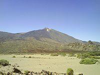 Image illustrative de l'article Parc national du Teide