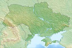 (Voir situation sur carte: Ukraine)
