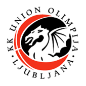 KK Union Olimpija logo