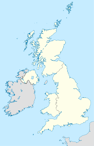 CV is located in the United Kingdom