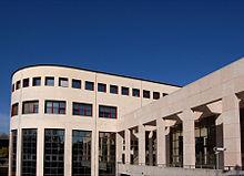 Il Polo Zanotto, centro polivalente dell'Università di Verona