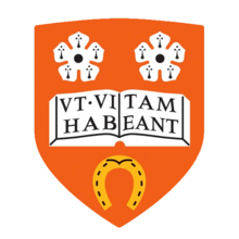 University of Leicester Logo Shield