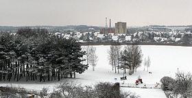 Utena en hiver