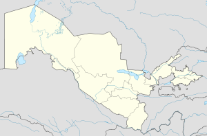 Moynoq is located in Uzbekistan