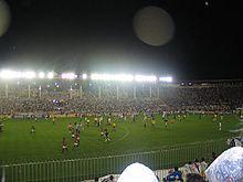 CR Vasco da Gama at Estádio São Januário September 2008.