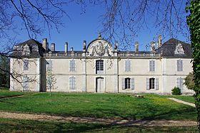 Le château de Vendoire