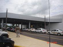 Veracruz International Airport main building.JPG