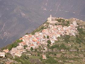 village d'Ilonse